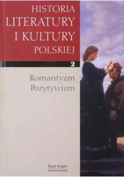 Historia literatury i kultury polskiej tom 2