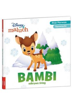 Disney Maluch. Bambi odkrywa śnieg