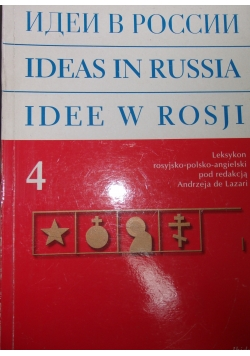 Idee w Rosji 4
