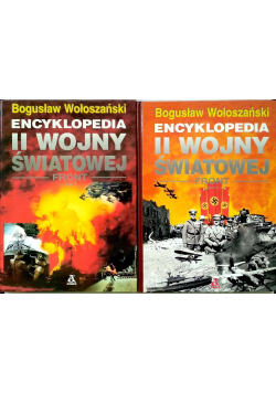 Encyklopedia II Wojny Światowej 2 tomy