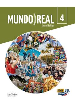 Mundo Real International 4 Podręcznik