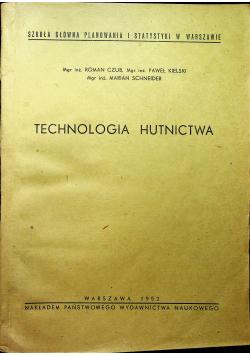 Technologia hutnictwa