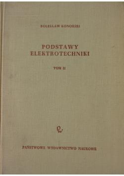Podstawy elektrotechniki Tom II