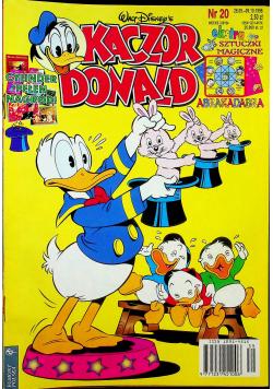 Kaczor Donald nr 20