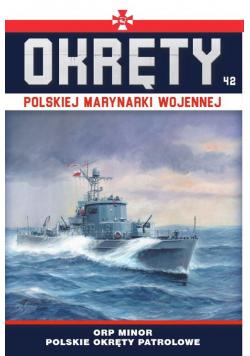 Okręty Polskiej Marynarki Wojennej t.42