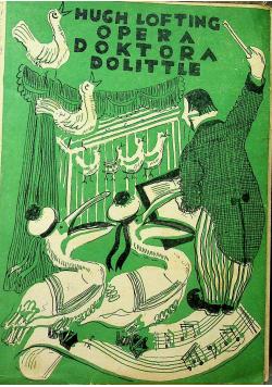 Opera Doktora Dolittle 1948r