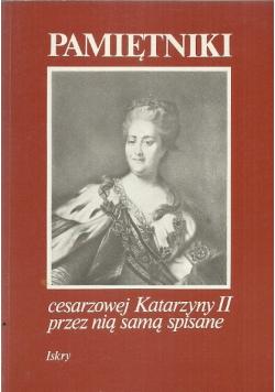 Pamiętnik cesarzowej Katarzyny II  przez nią samą spisane