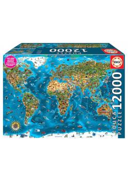 Puzzle 12000 Cuda świata G3