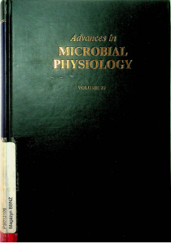 Avances in microbial Physiology  vol 20