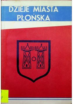 Dzieje miasta Płońska