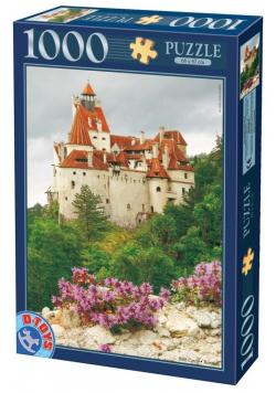 Puzzle 1000 Rumunia, Zamek Bran