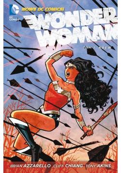 Wonder Woman Tom 1  Krew