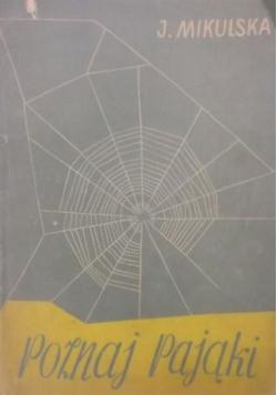 Poznaj pająki