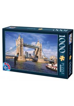 Puzzle 1000 Wielka Brytania, Londyn-Tower Bridge