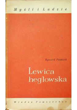Lewica heglowska