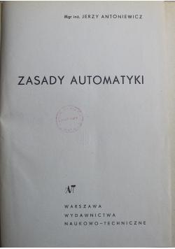 Zasady automatyki