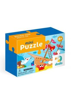 Puzzle 35 mini Morskie życie