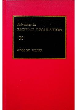 Advances in Enzyme Regulation volume 30
