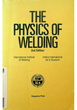 The physics of welding
