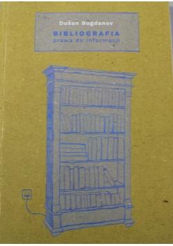 Bibliografia prawa do informacji