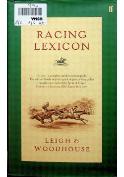 Racing Lexicon