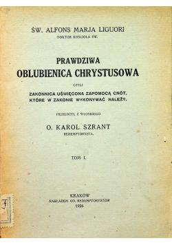 Prawdziwa Oblubienica Chrystusowa 1926r