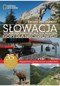 Słowacja Góry dla niecierpliwych