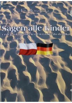 Sagen alle Kinder czyli język niemiecki od trzylatka do dziadka