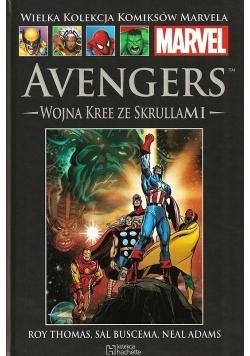 Avengers Wojna Kree ze Skrullami