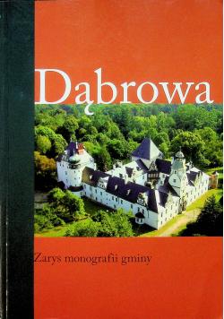 Dąbrowa zarys monografii gminy