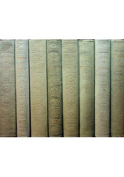 Aleksander Fredro Pisma wszystkie 8 tomów
