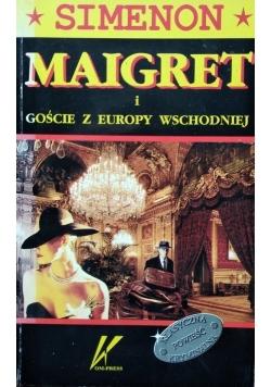 Maigret i Goście z Europy wschodniej