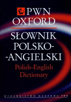 Słownik polsko angielski plus CD