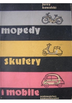 Mopedy skutery i mobile