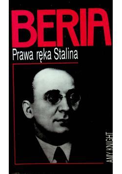Beria Prawa ręka Stalina