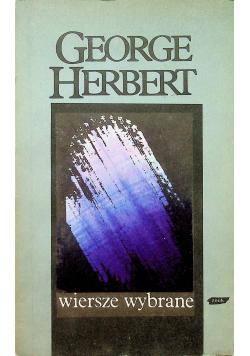 Herbert Wiersze wybrane