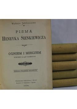 Pisma Henryka Sienkiewicza