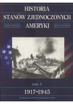 Historia Stanów Zjednoczonych Ameryki Tom 4 1917 do 1945