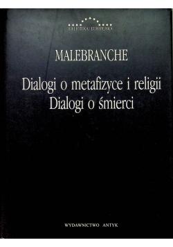 Dialogi o metafizyce i religii Dialogi o śmierci