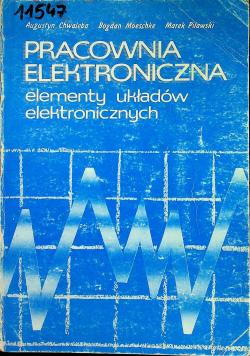 Pracownia elektryczna elementy układów elektronicznych