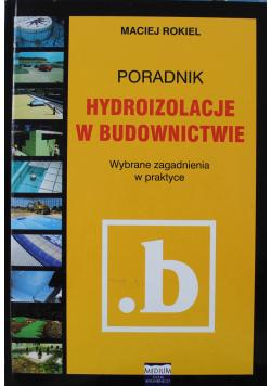 Poradnik Hydroizolacje w budownictwie