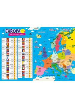 Podkładka na biurko - Europa