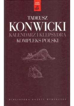 Kalendarz i klepsydra Kompleks polski