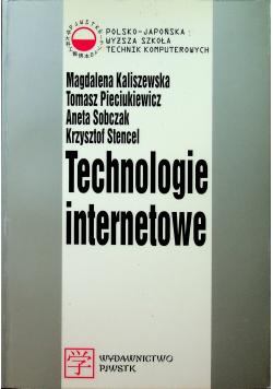 Technologie internetowe