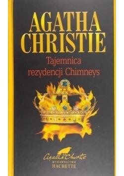Tajemnica rezydencji Chimneys
