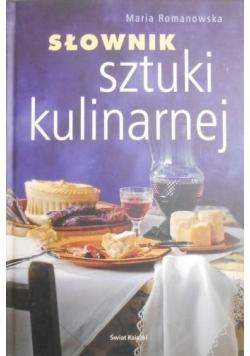 Słownik sztuki kulinarnej