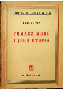 Tomasz More i jego utopia 1949 r.