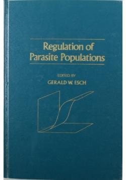 Regulation of Parasite Populations