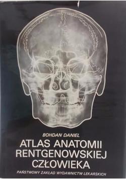 Atlas anatomii rentgenowskiej człowieka