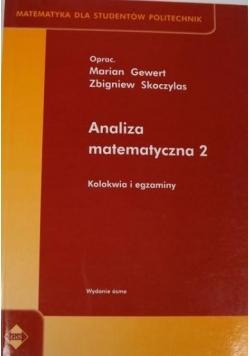 Analiza matematyczna 2
